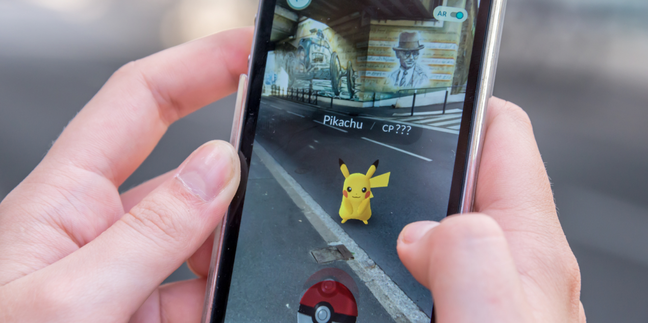 Pokemon GO uses serverless architecture